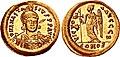 Anastasius I, solidus, AD 507-517, DOC 7b.jpg