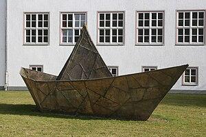 Anatol Herzfeld - Image: Anatol Herzfeld Traumschiff documenta 6 in Kassel