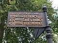 Ancien Panneau Directions Parc Lefèvre - Livry Gargan - 2020-08-22 - 1.jpg