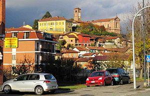 Andezeno - Image: Andezeno panorama