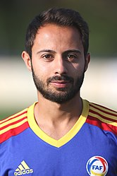 Andorra national football team - Ludovic Clemente (001).jpg