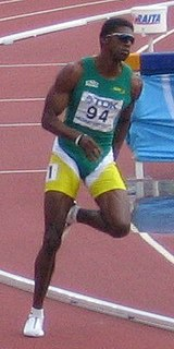André Domingos Brazilian sprinter