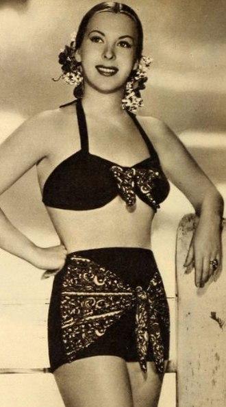 Andrea King - King, 1946