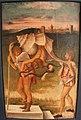 Andrea previtali e giovanni bellini, allegorie, 1490 ca. 06 menzogna.JPG