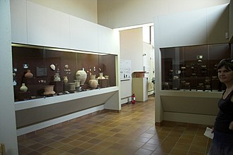 Archaeological Museum of Andros - Image: Andros M 090594