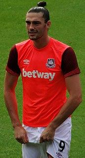 Andy Carroll English association football player