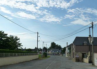 Angaïs - A general view of Angaïs