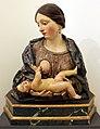 Angelo viva, madonna allattante il bambino detta delle grazie, 1770-1800 ca., su base moderna.jpg