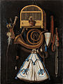 Anthonis Leemans - Hunting gear, Still Life - Google Art Project.jpg