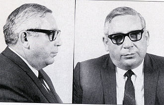 Lucchese crime family - FBI mugshot of Anthony Corallo