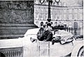 Anthony Wilding at Paris, January 1915, in his armoured car.jpg