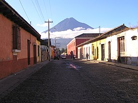 Antigua, Looking towards Volcan Agua - panoramio.jpg