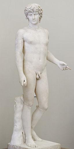 Antinous Farnese MAN Napoli Inv6030 n01