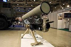 Antitank missile system Metis-M1.jpg