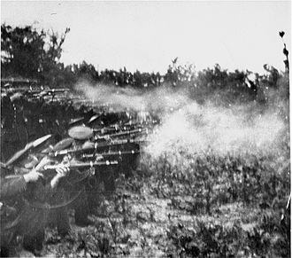 Ion Antonescu - Antonescu's execution at Jilava, 1 June 1946.