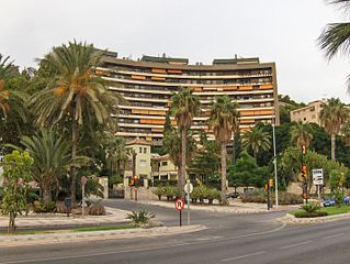 Apartments building in El Morlaco.jpg