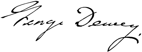 Appletons' Dewey George signature.png