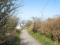 Approaching Glasgoed - a traditional Anglesey cottage - geograph.org.uk - 748261.jpg