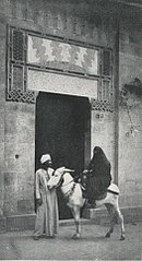 Arab Woman and Donkey-boy (1906) - TIMEA.jpg