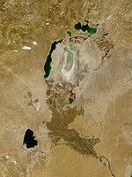 Araali mere piirid 2008