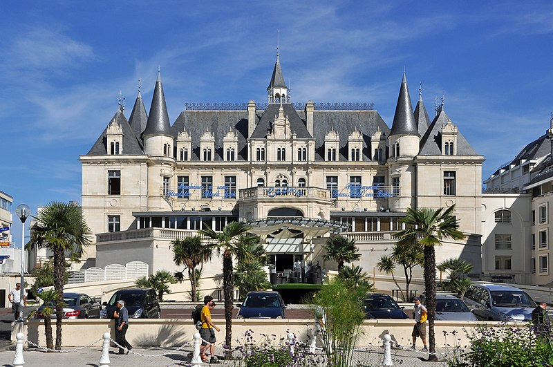 Casino de la Plague Arcachon