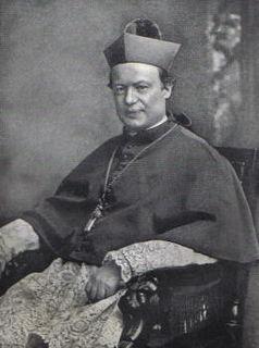 Michael Corrigan Roman Catholic Archbishop of New York