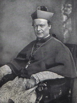 Michael Corrigan - Image: Archbishop Michael Corrigan