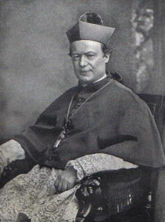 Michael Corrigan - Image: Archbishop Michael Corrigan