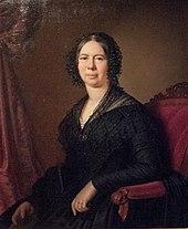 Maria Dorothea von Württemberg (Gemälde von Anton Einsle, 1847) (Quelle: Wikimedia)