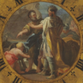 Archimedes demonstrating his invention to King Hieron of Syracuse.PNG