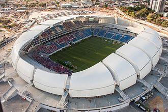Arena das Dunas - Arena das Dunas, Natal, Brazil