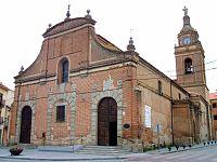 Arevalo - Iglesia de Santo Domingo de Silos 10.JPG