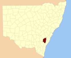 Argyle NSW