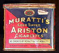 Ariston Gold Tipped cigarettes tin.JPG