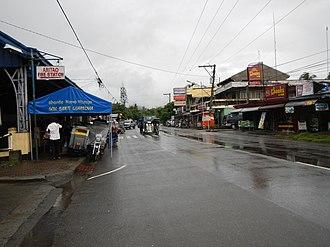 Aritao - Maharlika Highway