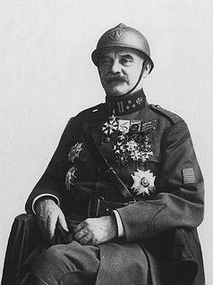 Armand De Ceuninck Belgium Army general and Minister of Defence