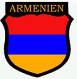 Ostlegionen - Image: Armenian Legion emblem