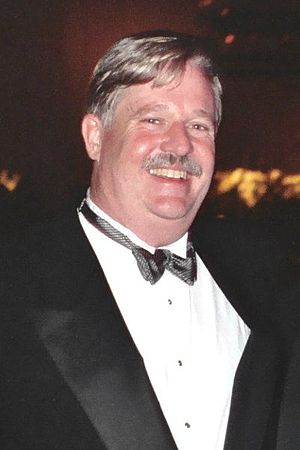 Armistead Maupin - Maupin at the 47th Emmy Awards, 1994