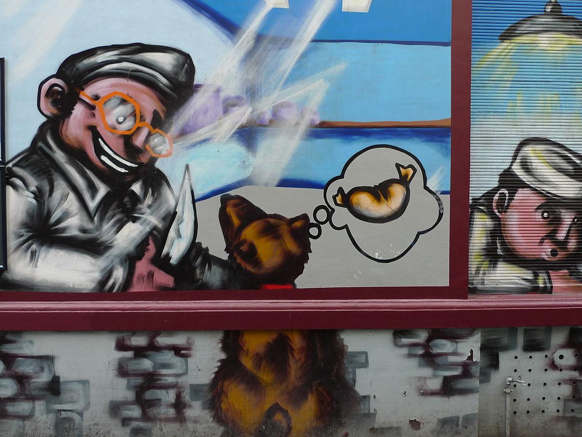 graffiti wikipedia den frie encyklop230di