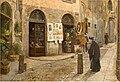 Artgate Fondazione Cariplo - Ferrari Arturo, Nella vecchia via o Via San Bernardino in Milano.jpg