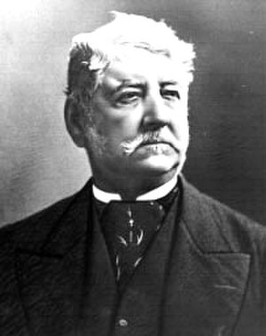 Colony of Vancouver Island - Sir Arthur Kennedy, third and last Governor of Vancouver Island