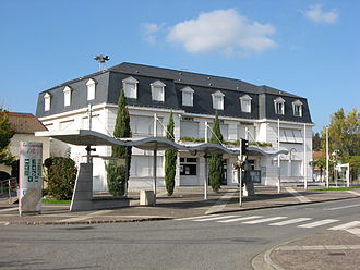 Artix, Pyrénées-Atlantiques - Artix Town Hall
