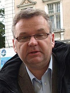 Artur Andrus Polish journalist and singer