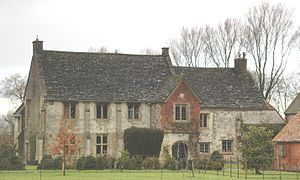 Ashbury, Oxfordshire - 15th-century manor house