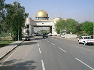 Assassins Gate Baghdad