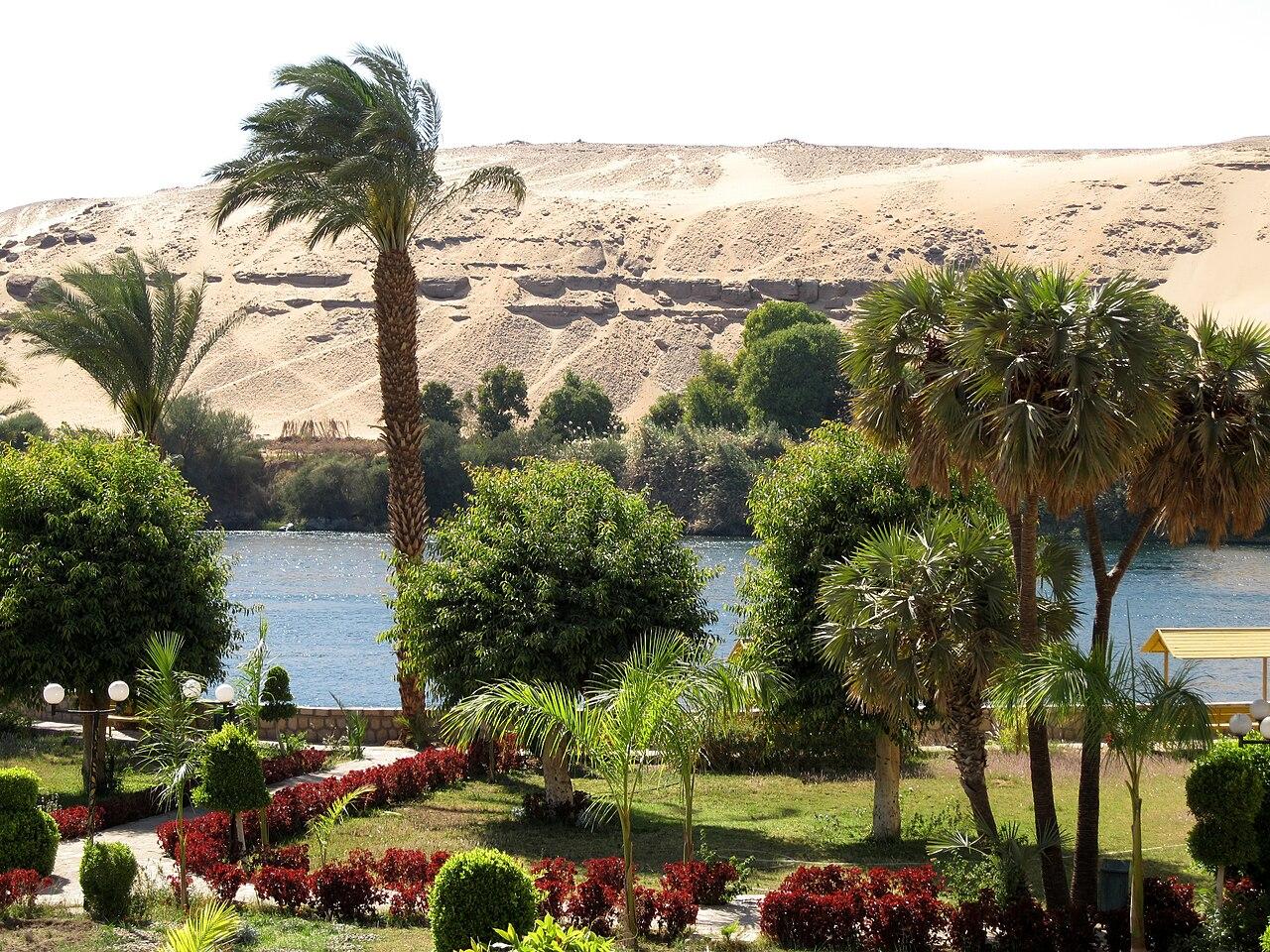 Kitchener S Botanical Gardens Egypt