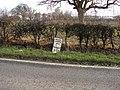 Aswerby Parish Milepost (geograph 2285386).jpg