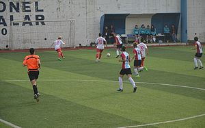 Trabzon İdmanocağı (football women) - Trabzon İdmanocağı (women) against Ataşehir Belediyespor in the 2014–15 season'saway match.
