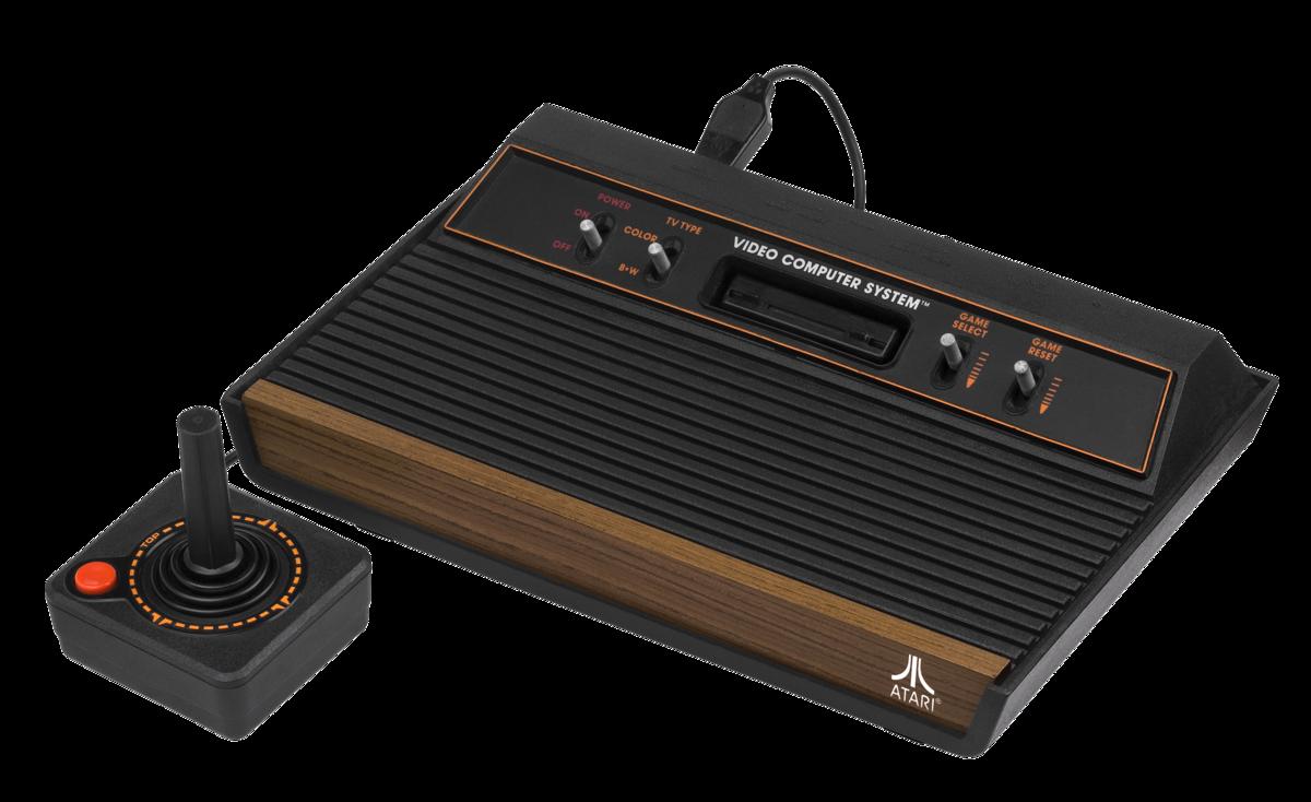 Resultado de imagem para Atari 2600