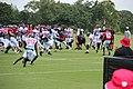 Atlanta Falcons training camp July 2016 IMG 7923.jpg